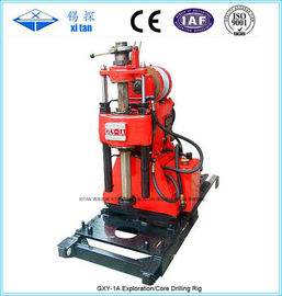 Exploration Drilling Rig,Core Drilling Equipment For Mountain Areas GXY - 1A
